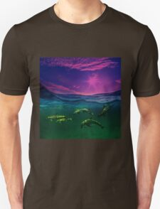 Dreaming Of Dolphins Unisex T-Shirt
