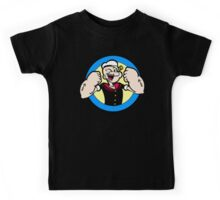 TOUGH GUY : POPEYE Kids Tee