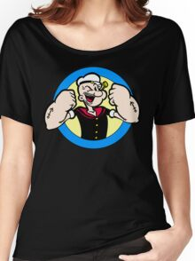 TOUGH GUY : POPEYE Women's Relaxed Fit T-Shirt