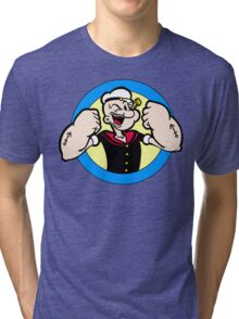 TOUGH GUY : POPEYE Tri-blend T-Shirt