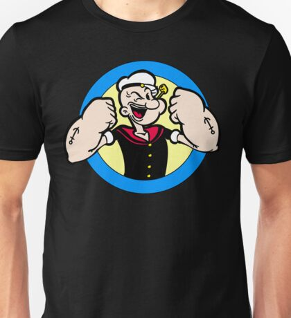 TOUGH GUY : POPEYE Unisex T-Shirt