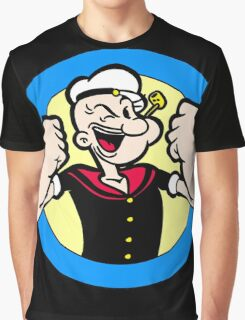TOUGH GUY : POPEYE Graphic T-Shirt