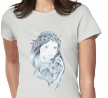Couple of Tenderness Womens Fitted T-Shirt