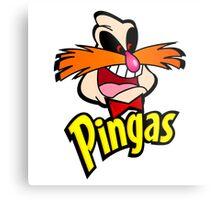 PINGAS : PARODY Metal Print
