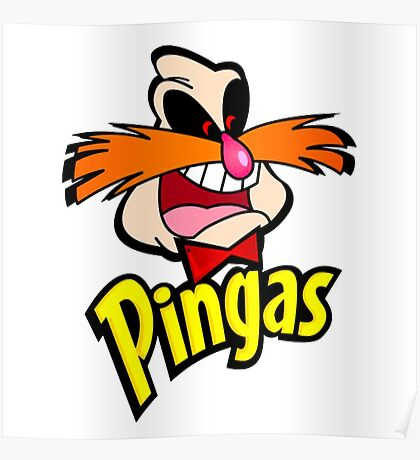 PINGAS : PARODY Poster