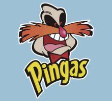 PINGAS : PARODY One Piece - Short Sleeve