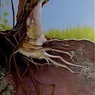 Holly Roots by Deborah Holman