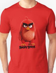 Red - Angry birds 0002 T-Shirt