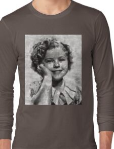 Shirley Temple by MB Long Sleeve T-Shirt