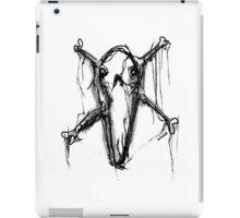 skull v1 iPad Case/Skin