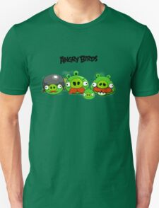 Angry birds characters 0002 T-Shirt