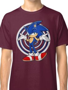 SONIC : WHAT YOUR PROBLEM? Classic T-Shirt