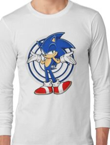 SONIC : WHAT YOUR PROBLEM? Long Sleeve T-Shirt