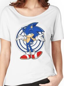 SONIC : WHAT YOUR PROBLEM? Women's Relaxed Fit T-Shirt