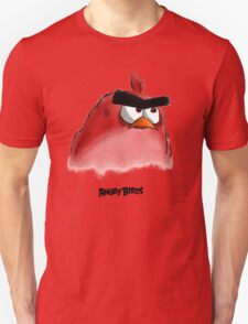 Red - Angry birds 0003 T-Shirt