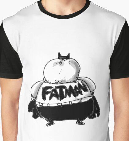 FatMan Graphic T-Shirt