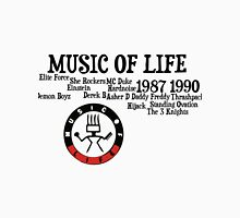 MUSIC of LIFE records Old school UK Hip Hop Classic T-Shirt