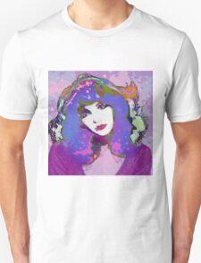 Painted Kate Unisex T-Shirt