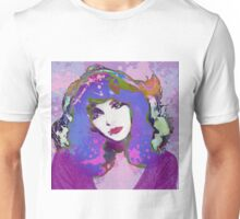 Painted Kate Unisex T-Shirt