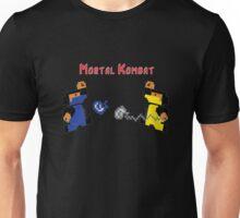 Retro Mortal Kombat Unisex T-Shirt