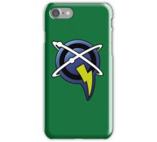 Captain Qwark iPhone Case/Skin