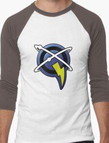 Captain Qwark Men's Baseball ¾ T-Shirt