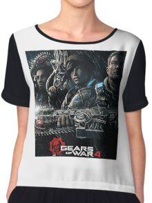 Gears of war 4 [4K] Chiffon Top