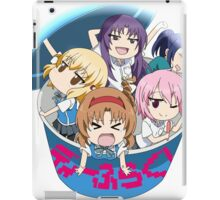 cute anime kids iPad Case/Skin