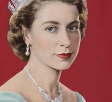 Queen Elizabeth II ~ Diamond Jubilee Sticker