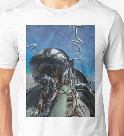A selfie... Unisex T-Shirt