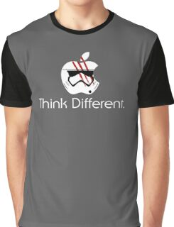 Think Different. Graphic T-Shirt