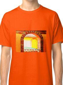 Mediterrenean Arches Classic T-Shirt