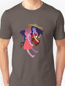 adventure time mrcy and bubble game animestyle! T-Shirt
