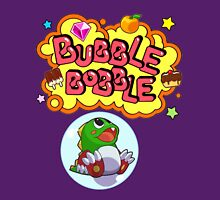 Bubble Bobblin Women's Fitted Scoop T-Shirt