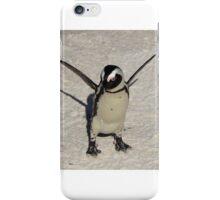 African Penguin iPhone Case/Skin