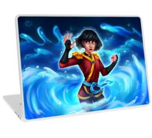 Water Ninja Laptop Skin