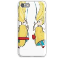 Twin Girls iPhone Case/Skin
