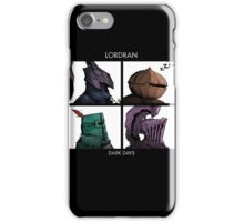 Lordran All characters iPhone Case/Skin