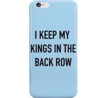 KINGS iPhone Case/Skin