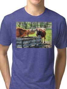 Want To Hear a Secret Tri-blend T-Shirt