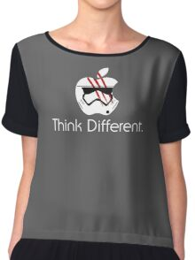 Think Different. Chiffon Top
