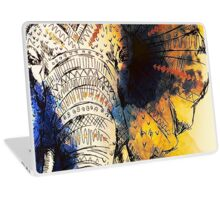 Elephant Ink Laptop Skin