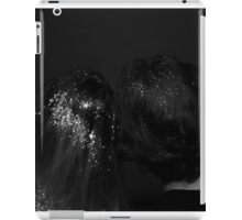 His and Her Glitter iPad Case/Skin