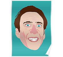 Nic Cage Poster