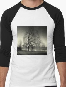 Weeping Willow Men's Baseball ¾ T-Shirt