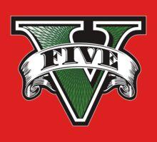 GTA 5Five Kids Tee