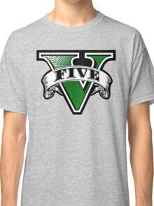 GTA 5Five Classic T-Shirt