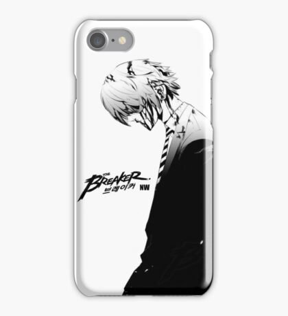 The Breaker: New Waves Shioon Bleed iPhone Case/Skin
