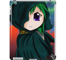 chibi thief iPad Case/Skin
