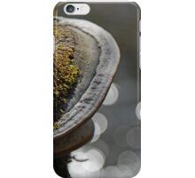 Mushrooms And Lights iPhone Case/Skin